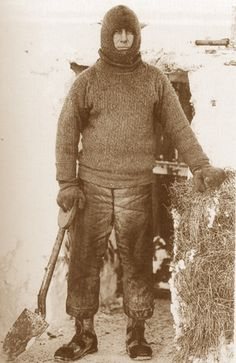 "Capt. Lawrence Edward Grace (Titus) Oates (17.3.1880|16.3.1912), English Antarctic explorer, known for the manner of his death during the Terra Nova Expedition, when he walked from a tent into a blizzard, with the words ""I am just going outside and may be some time."" His death is seen as an act of self-sacrifice when, aware his ill health was compromising his three companions' chances of survival, he chose certain death"