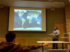 """Botany Seminar - Part 1 """"Microbialites and Cyanobacterial Mats""""  -pushpesh baid"""