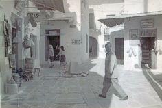 1965 #Paros #Greece #Beautiful #Old #Vintage #Vacation #Summer #BlackAndWhite #Culture Paros Greece, Paros Island, Vintage Pictures, Old Photos, Islands, Vacation, Greek, Culture, Memories