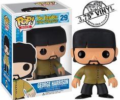 The Beatles Vinyl Figure George Harrison