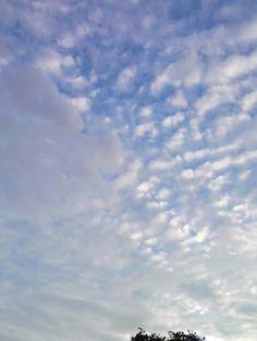 Nubes de mi pueblo querido... Choroní....Edo Aragua