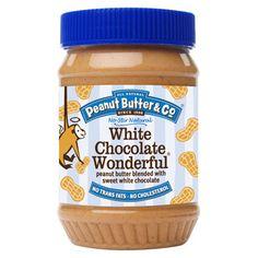 White Chocolate Wonderful Peanut Butter