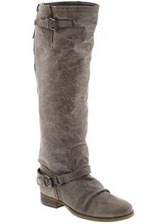 523df2f62368c so beautiful and stoney grey Flat Heel Boots