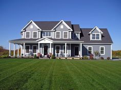Image detail for -Classic Farmhouse Exterior - Home Exterior Designs - Decorating Ideas ...