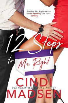 I Love Romance: TEASER BLITZ:  12 STEPS TO MR. RIGHT.