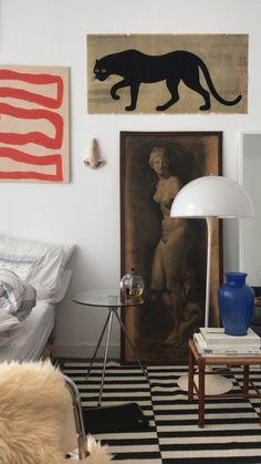 Home Interior Design, Interior Architecture, Interior Decorating, Decorating Bedrooms, Interior Colors, Interior Modern, Interior Inspiration, Design Inspiration, Home And Deco