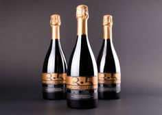 Prosecco 3.5 - label   by up-comunicazione.com  #label #wine #bottle #packaging #design #reggio_emilia #up-comunicazione