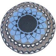 How to Crochet a Men's Cotton Kippah | eHow