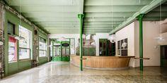 Bar Beckett. Nueva Sala Beckett por Flores&Prats. Fotografía © Adrià Goula.