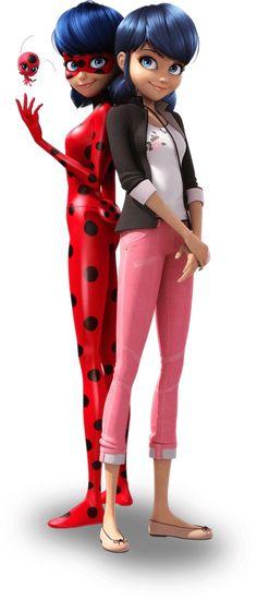 Miraculous Ladybug Or Marinette and Tikkie she is mini Ladybug and very cute Ladybug E Catnoir, Ladybug Und Cat Noir, Ladybug Comics, Miraculous Ladybug Party, Les Miraculous, Thomas Astruc, Miraculous Ladybug Wallpaper, Super Cat, Kawaii Chibi
