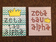 Canvas covered in fabric. #ZTA #zlam