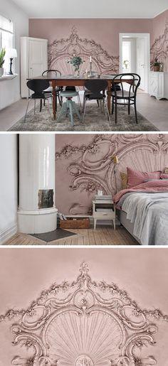 Fossil Stone Pinterest - tapeten wohnzimmer