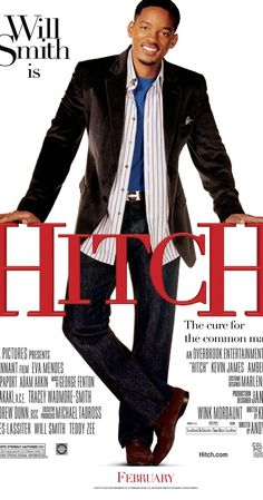 Hitch (Fullscreen) on DVD from Sony Pictures Home Entertainment. Directed by Andy Tennant. Staring Will Smith, Kevin James, Amber Valletta and Eva Mendes. More Comedy, Romance and Movies DVDs available @ DVD Empire. See Movie, Movie List, Movie Tv, Kevin James, Will Smith Films, Hitch Movie, Movies Showing, Movies And Tv Shows, Yasmine Galenorn