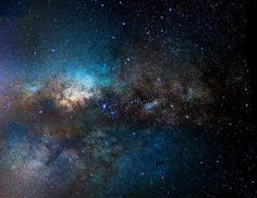 I've always loved looking at stars.