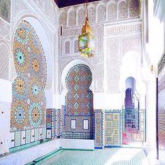 Moroccan Architecture.                                                                                                                                                                                 More