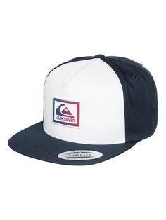 Barked - Quiksilver 5 Panel Starter Snapback Cap für Männer Dieser Hut von  Quiksilver ist Teil 672dcf905ed7