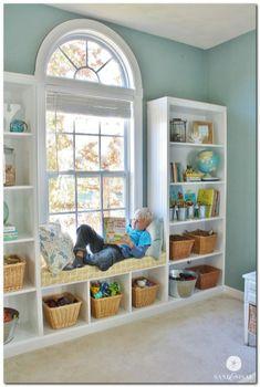 Simple Playroom Ideas for Kids (14)