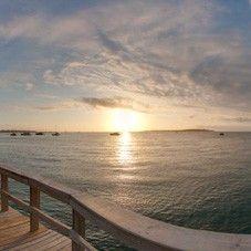 Muelle de pescadores 360 view -Punta del Este- Uruguay