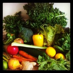 juicing for 2 #greenjuice