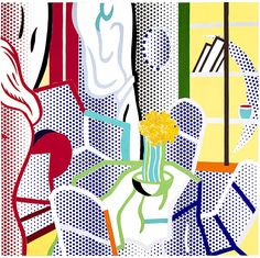 Roy Lichtenstein interiors - Google Search
