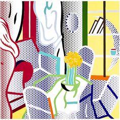 Roy Lichtenstein interiors - Google Search