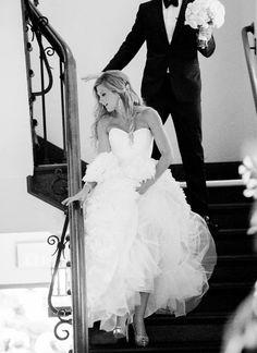 #79 #Santa Barbara #California #Wedding #Bride #Dress