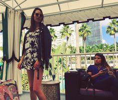 @miamistylemom showing leather jacket look at #ChevyPlayMiami at the SurfComber Hotel. #miami #miamistyle #fashion #fashionforward #fashionista #instafashion #ootd #786 #305 #miamibeach #balharbour #southbeach #fashionblogger #fashionable #fashiongram
