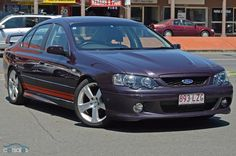 2004 Ford BA MkII Falcon XR8 -   Ford Falcon (Australia) - Wikipedia the free encyclopedia - Ford falcon xr8 ute  sale  page 2 | carsguide Find new & used ford falcon xr8 cars for sale with great deals on thousands of ute / tray cars and more @ carsguide australia. Buying : ford falcon utility ba-bf ii (2002-2008 Australians love their utes and ford's falcon spent 30 years at the top of the tree. from 1984 when holden discontinued its wb commercial range fords falcon ute. Ford falcon xr8…
