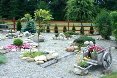 Landscaping with rocks ideas good looking landscaping rock ideas front yard stunning design front yard landscaping with rocks rock garden river rocks garden Texas Landscaping, Small Front Yard Landscaping, Landscaping With Rocks, Garden Landscaping, Landscaping Ideas, Small Garden Rocks, Garden Stones, Rock Yard, Rock Garden Design