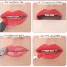 DIY Makeup: Make your lipstick bulletproof!