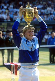 Boris Becker - Wimbledon 1985