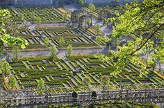 Château et jardins de Villandry – site officiel | Le château de Villandry est l'un des derniers grands châteaux bâtis en bord de Loire à la ...