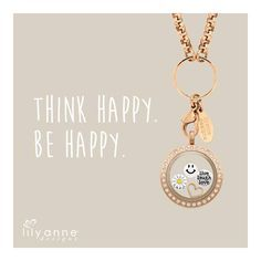 Be Happy Lily Anne Jewellery