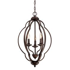 Shop Millennium Lighting  6543-RBZ Camilla Pendant Foyer Light at Lowe's Canada. Find our selection of foyer lighting at the lowest price guaranteed with price match + 10% off.