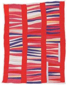 beautiful quilt via Cursive Design #colorevolution
