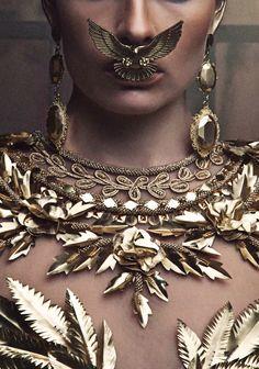 fuckyeahfashioncouture:  Amato Haute Couture Velvet Magazine