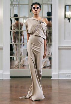 Victoria Beckham   Dresses   #71 Drape Floorlength dress