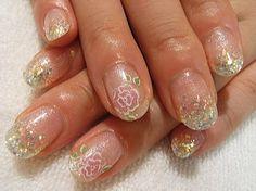 My Nail(September 2008)    salon http://ameblo.jp/baby-romantica/
