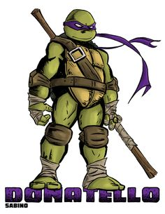 Donatello by AJSabino on DeviantArt