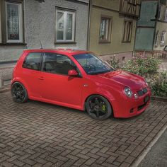 #stanced_everyday #clublupo #aircooledjunkie #lupogang #slammedsocial #german_refined #autofinesse #volkswagen #lupo…