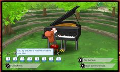 Free Technology for Teachers: Listen, Compose, and Play Music on SFS Kids
