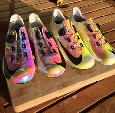 The Secret World of Nike Cycling Nike Cycling, Cycling Shoes, Adam Blythe, Mark Cavendish, The Secret World, Dream Shoes, Custom Shoes, Love And Light, Road Bike