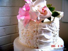 vine wedding cakes from maid scandinavia