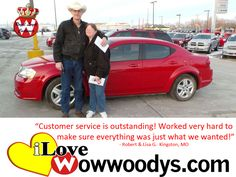 """Customer service is outstanding! Worked very hard to make sure everything was just what we wanted!"" Robert & Lisa Gray Kingston, MO"