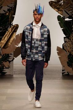 Christopher Shannon Spring 2012 Collection