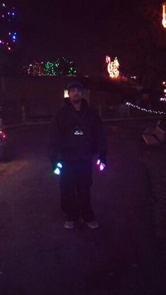 zoo lights gloves light up.