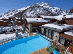 Résidence Pierre et Vacances Les Chalets De Solaise à Val d'Isère - Appartement 4 personnes prix promo Location Val d'Isère Locasun à partir 1 255.00 €