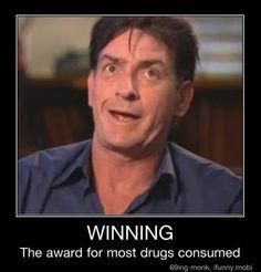 Sheen enough said!