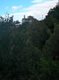 Άρωμα Ικαρίας: Τούτος ο τόπος είναι όμορφος ,δυο δρασκελιές α... Celestial, Sunset, Outdoor, Sunsets, Outdoors, Outdoor Living, Garden