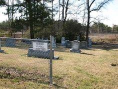 Morris Family Cemetery  Durham County  North Carolina  USA